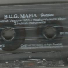 A(01) Caseta audio BUG MAFIA -Hoteluri - Muzica Hip Hop, Casete audio