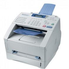 Fax laser monocrom Brother Fax-8360P, 14 ppm, Copiator, 300 x 600 dpi - Multifunctionala