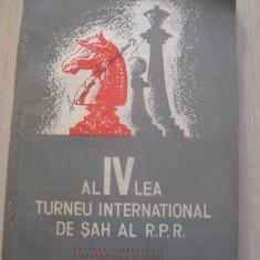 AL IV -LEA TURNEU INTERNATIONAL DE SAH AL R.P,R