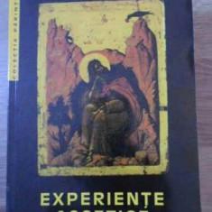 Experiente Ascetice Vol.1 - Sfantul Ignatie Briancianinov, 394860 - Carti ortodoxe