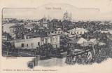 BUCURESTI , VEDERE  GENERALA  , CLASICA, Circulata, Printata