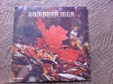 Romanta Mea compilatie disc vinyl lp muzica populara electrecord, VINIL