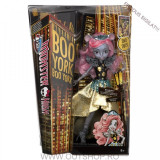 Jucarie fetite papusa Monster High Mouscedes Kinga Mattel