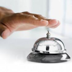 Clopotel pentru receptie hotel – cafenea - restaurant – Ding Bell - NOU