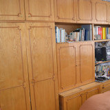 Sifonier biblioteca cu 3 corpuri (se pot vinde separat)
