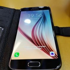 Samsung galaxy s 6 - Telefon mobil Samsung Galaxy S6, Negru, 32GB, Neblocat