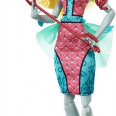 Jucarie fetite papusa Monster High Lagoona Blue Mattel, 6-8 ani, Unisex