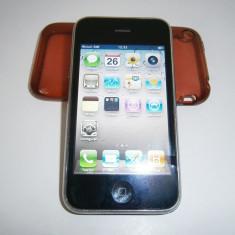 Telefon Apple iPhone 3G, 8GB, negru, stare buna!