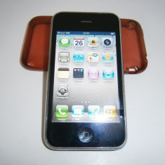 Telefon Apple iPhone 3G, 8GB, negru, stare buna!, Orange