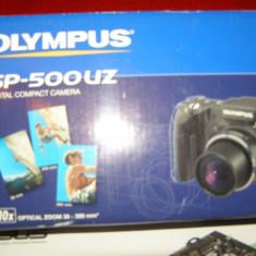 Aparat foto OLYMPUS Semiprofesional SP 500 UZ - Aparat Foto compact Olympus