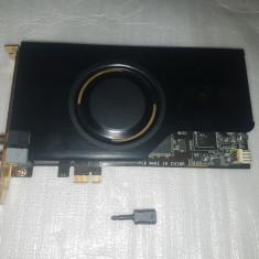 Placa de sunet ASUS Xonar-D2X/XTD/A - poze reale - Placa de sunet PC