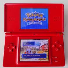 Card Joc Nintendo DS Pokemon Mystery Dungeon Blue Rescue Team Engleza impecabil