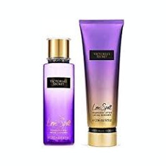 Victoria's Secret LOVE SPELL - set crema si spray de corp - Crema de corp