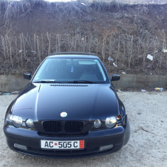 BMW 316 TI, An Fabricatie: 2004, Benzina, 154000 km, 1796 cmc, Seria 3