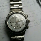 Ceas Swatch original cronograf, cronometru, dată