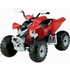 ATV Polaris Outlaw - Masinuta electrica copii Peg Perego