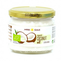 Ulei de Cocos Extravirgin Ecologic/BIO 250g/330ml, Maya Gold