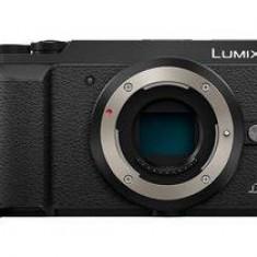 Carcasa aparat foto Panasonic DMC-GX80E, Black - Aparat Foto compact Canon