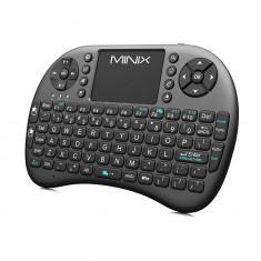 Aproape nou: Tastatura Minix NEO K1 cu touchpad pentru computer, mini PC si media p