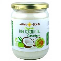 Ulei de Cocos Fara Miros Ecologic/BIO 450g/565ml, Maya Gold