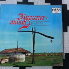 Budapester zigeuner orchester Josef Pecsi Zigeunermusik vinyl lp muzica populara, VINIL