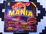 Disco mania compilatie various disc vinyl lp muzica pop rock disco dance germany, VINIL