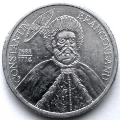 ROMANIA, 1000 LEI 2001 - Moneda Romania, Aluminiu