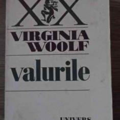 Valurile - Virginia Woolf ,394874