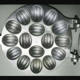 Forma de nuci aluminiu dur (16 gauri)