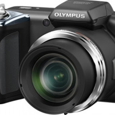 Aparat foto digital Olympus SP-620UZ, Black - Aparat Foto compact Olympus