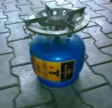 Butelie camping/voiaj 3 litri GPL