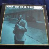 The Miles Davis Quintet - Workin'With The Miles Davis Quintet_cd,Germania