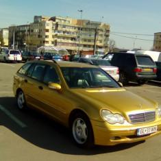 Mercedes Break 2001, Motorina/Diesel, 367444 km, 2248 cmc, Clasa C