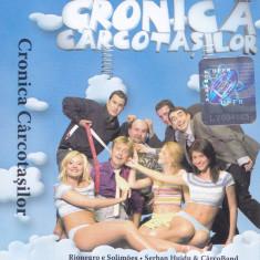 Caseta audio: Cronica carcotasilor (originala, stare foarte buna) - Muzica soundtrack, Casete audio