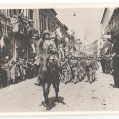 Satu Mare 1940 - intrarea trupelor ungare