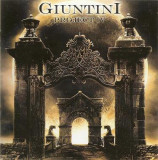 GIUNTINI - PROJECT IV, 2013, CD