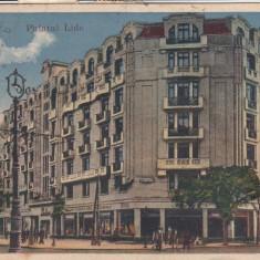 BUCURESTI PALATUL LIDO MAGAZINE CIRCULATA 1934 - Carte Postala Muntenia dupa 1918, Printata