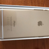 iPhone 6 Apple gold, 64 GB neverlocked NOU in cutie, Auriu, Neblocat