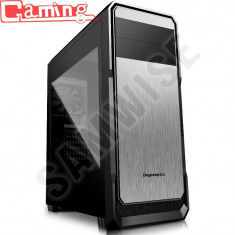 *** PROMOTIE ***Carcasa GAMING Segotep The Wind Black GARANTIE ! - Carcasa PC Segotep, Middle tower
