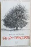 BARBU BREZIANU - JAF IN DRAGOSTE(PROZE SCURTE 1993/desene coperti HORIA BERNEA)