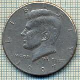10423 MONEDA-STATELE UNITE ALE AMERICII-1/2DOLLAR-anul1997P-STAREA CARE SE VEDE