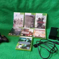 Consolă Xbox 360 Microsoft Slim 250GB