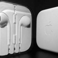 Earpods Casti Apple cu mic Originale sigilate Iphone Ipad ipod - Handsfree GSM