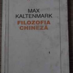 Filozofia Chineza - Max Kaltenmark, 394895 - Filosofie
