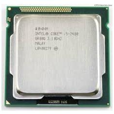 Procesor Intel Sandy Bridge, Core i5 2400 3.30GHz, SOKET 1155, garantie 6 luni - Procesor PC Intel, Intel Core i5, Numar nuclee: 4, Peste 3.0 GHz