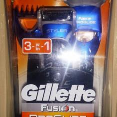 Aparat Fusion Gillette ProGlide Styler 3 in 1 Braun nou