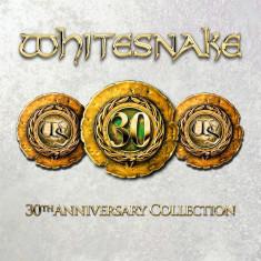 Whitesnake 30th Anniversary Collection Boxset (3cd) - Muzica Rock