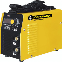 Aparat De Sudura Cu Invertor MMA - 120 - Invertor sudura