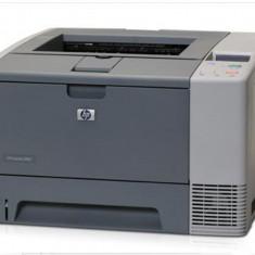Imprimanta HP LaserJet 2420N - retea - Imprimanta laser alb negru HP, DPI: 1200, A4, 25-29 ppm