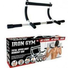 Iron Gym aparat pentru tracțiuni! - Bara tractiuni